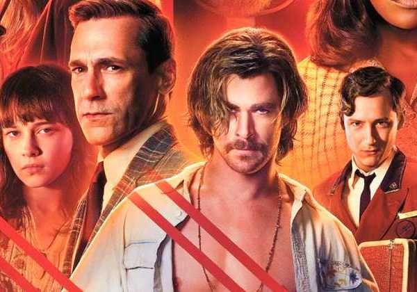 New movie Bad Times at the El Royale