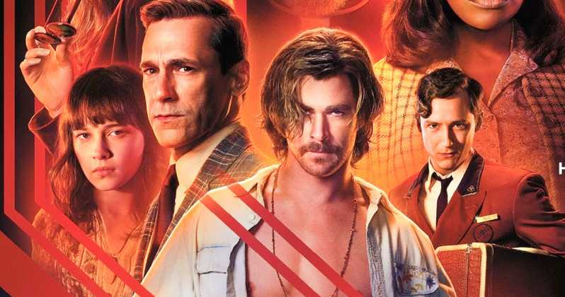 New movie Bad Times at the El Royale